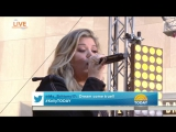 Келли Кларксон Kelly Clarkson - Stronger (The Today Show) телешоу Today 08 09 2017