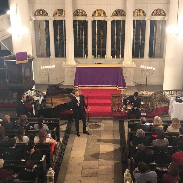 13 марта 2018 г., Песни любви, Grosvenor Chapel, Лондон, Англия 28NqRExnkeA