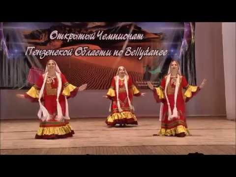 Студия восточного танца EMERALD. Открытый Чемпионат Пензенской области по Belly-Dance