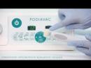 Обзор Аппарата для педикюра с пылесосом PODIAVAC PDV 30 и 40 NSK Германия