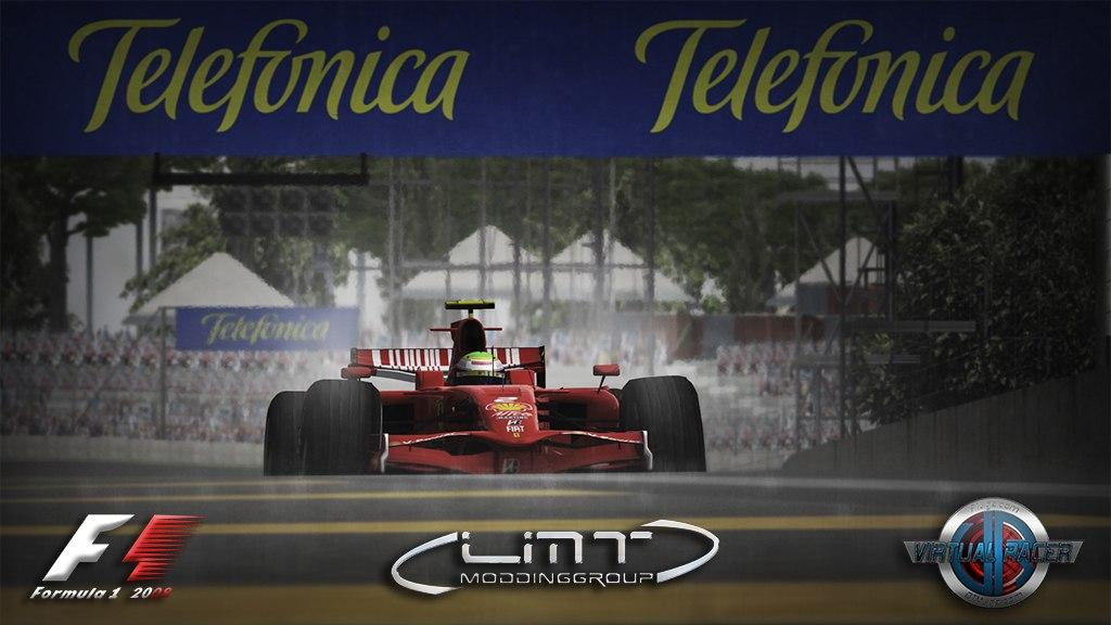 рФактор F1 LMT 2008 (INGV4RRCOREjZ's Edition) В2.5