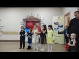 Младшая вокальная группа (Лиза Бялковская, Мила Мацкевич, Василиса Маккавеева, Кира Мацкевич и Серёжа Романов)