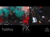 Live: FX CLUB - Питер