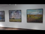 Открытие персональной выставки Германа Травникова