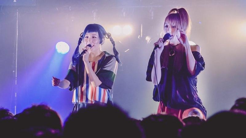 2018.04.29 おやすみホログラム / ワンマン告知〜世界の終わり at 渋谷WWWX