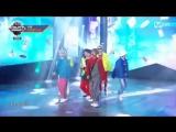 171012 BTS (방탄소년단) - 고민보다 Go (GO GO) at @ BTS COUNTDOWN