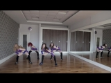 студия танцев Trance-dance.Донецк.Reggaeton,Twerk.Тренер Настя Касцова