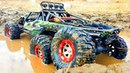RC Truck 6x6 OFF Road MUD Bashing — FEIYUE FY06 6WD — Extreme Pictures