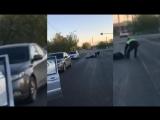 Ставрополец сбил пытавшихся остановить его машину инспекторов ДПС