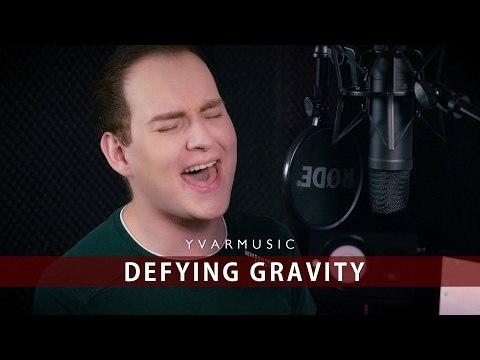 Defying Gravity - Wicked Glee | Yvar de Groot | MALE COVER