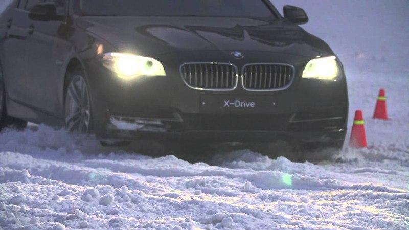 Audi quattro, benz 4matic, BMW Xdrive SNOW 비교