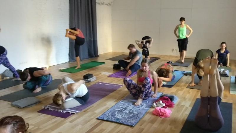 YogaSpace. Ashtanga yoga. Mysore class. Today. 8_00 A.M_20.03.18