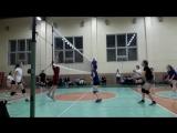 Чемпионат АССК России, волейбол, девушки. 14.10.17г.