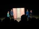 Сон в летнюю ночь - 1 сцена Театр Qмир общий план съёмки