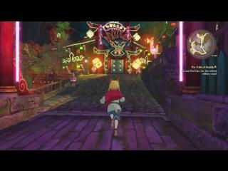 Ni No Kuni II: Возрождение Короля – Трейлер игрового процесса