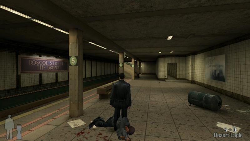 Max Payne назад в будущее