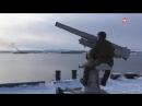 На Северном флоте успешно испытали найденное на Новой Земле первое российское зенитное орудие