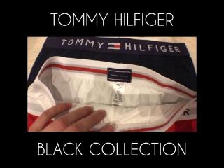 Tommy Hilfiger боксеры из BLACK COLLECTION
