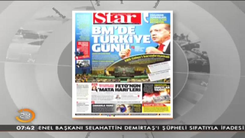 Star Gazetesi BMde Türkiye Günü (20.09.2016).mp4