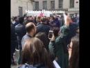 Армяне празднуют революцию (24.04.2018) (2)