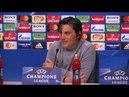 Montella: Lo importante es estar en el partido con equilibrio y paciencia. 10/04/18. Sevilla FC