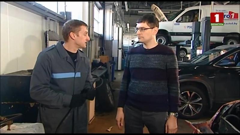 Ремонт и обслуживание рулевой рейки гидроусилителя руля