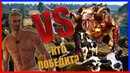 КУЛАЧНЫЙ БОЙ С СЕКРЕТНЫМ БОССОМ / FIST FIGHT WITH COW MONSTER | The Witcher 3: Wild Hunt