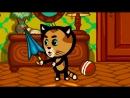 Три Котенка_Песенки для детей_Дождь, дождь, уходи!