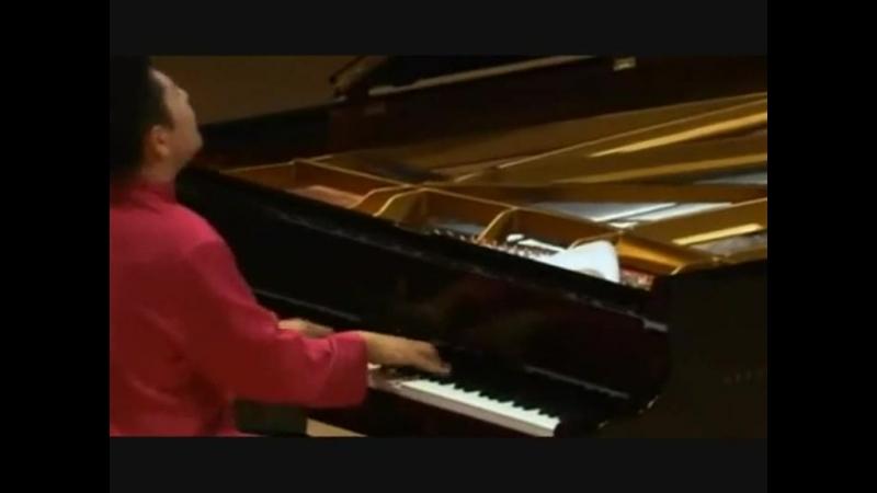 Ф.Лист.Грезы любви.фортепиано.Ланг Ланг