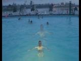 Притворяясь туристами в Казани Эпизод7 - Пляж Ривьера