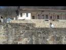 Сурб Хач-Армянски действующий монастырь.