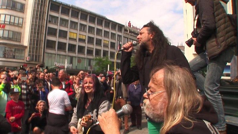 Hannover 96 Alte Liebe Flashmob