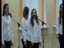 Отчетный концерт по вокалу музыкальная школа г Люберцы