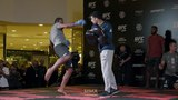 UFC 224: Jacare Souza Open Workout Highlights - MMA Fighting