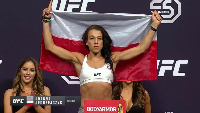UFC 223 Слова перед боем : Rose Namajunas vs. Joanna Jedrzejczyk 2 (RUS)