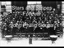 BA2104 Stars and Stripes Forever - Sousas Band.wmv
