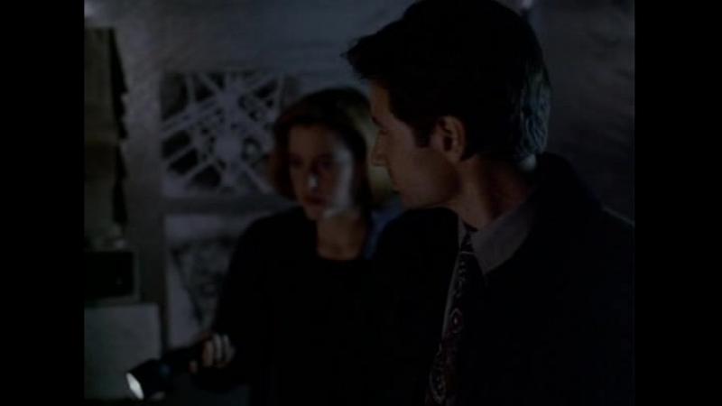 X-Files - s01e10 - Eve