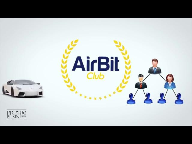 Презентация Биткоин клуб AirBit Bitcoin Airbitclub