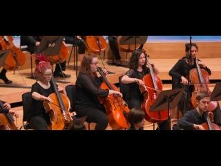 40 Cellos play Thomas Tallis' Spem in alium at the RNCM