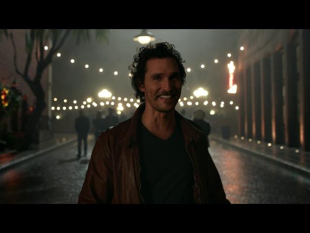 Wild Turkey Bourbon - Matthew McConaughey Sang Our Song Directors Cut