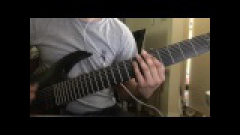 Andromida - Light Seeker Guitar Playthrough