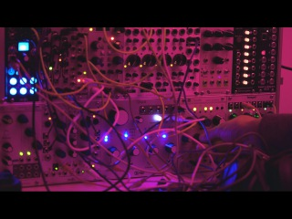 Unsettled Bells // Eurorack patch