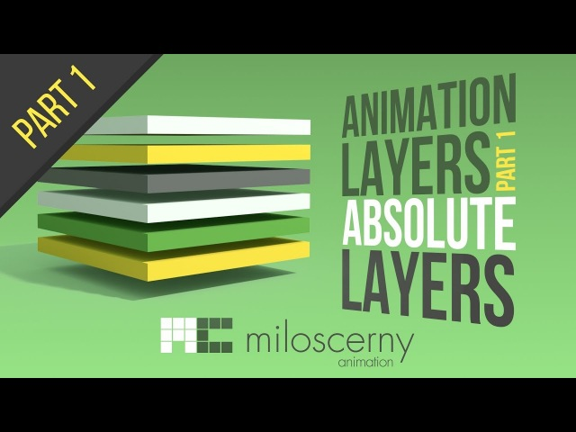 Absolute Layers Explained - 3ds Max CAT