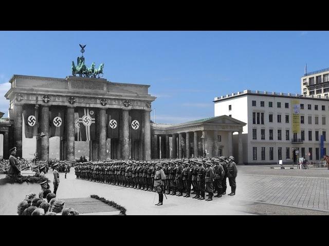 Berlin Now Then the Reichshauptstadt of Adolf Hitler