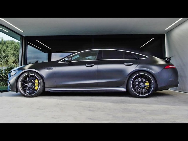 2019 Mercedes-AMG GT 63 S 4-Door - Fastest Four-Door Sedan!