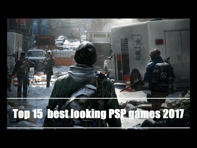 Top 15 psp games 2017 (PPSSPP supported)