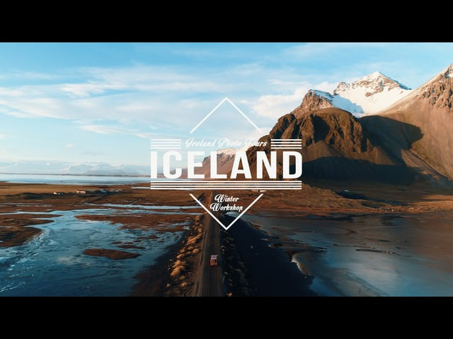 Iceland Photo Tours - Winter Image Spot
