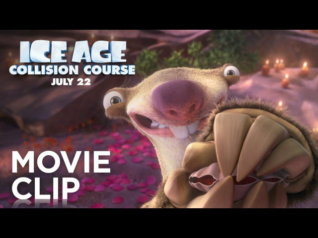 Ice Age: Collision Course/Sid's Proposal Clip