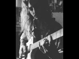 Artem Shmelev on Instagram Morning in March... maybe make new song! Do you like it #music #blues #rock #pop #awesome #black #white #guitar #hai...