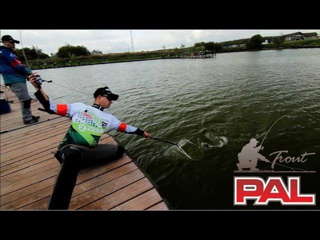 Видео Zemex - PAL Trout 2017 - ФИНАЛ. Only Fishing - только рыбалка